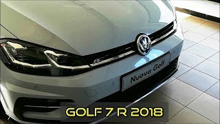 Download NEW GOLF 7 VERSION R-LINE 2018 with Gesture Control Video