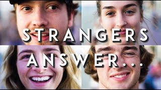 Download HAVE YOU EVER HAD YOUR HEART BROKEN? { 30 PEOPLE ANSWER } Video