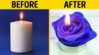 Download 18 CUTE CANDLES YOU CAN MAKE YOURSELF Video