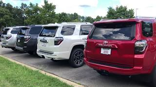 Download Comparing 2018 4Runner Models: How to Pick Your Trim Level Video