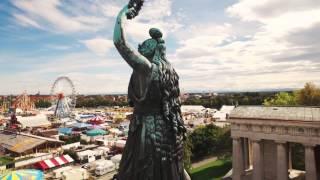 Download München von oben - ANTENNE BAYERN ″Bayern von oben″ Video