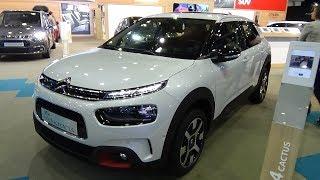 Download 2018 Citroen C4 Cactus - Exterior and Interior - Auto Show Brussels 2018 Video
