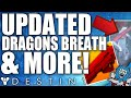 Download Destiny: Updated Dragons Breath & Red Death? - Exotic Void & Arc Swords? & Much More! Video