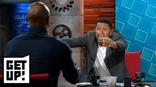 Download Michael Jordan-LeBron James debate between Jalen Rose and Jay Williams turns wild | Get Up! | ESPN Video