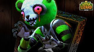 Download FIVE NIGHTs at the Fortnite BEAR FACTORY (Scary) Video
