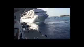 Download Left behind by cruise ship Video