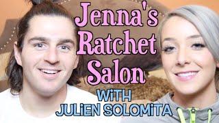 Download Jenna's Rachet Salon With Julien Solomita Video
