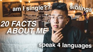 Download 20 FACTS ABOUT ME | Relationships, Siblings, Favorite Music Video