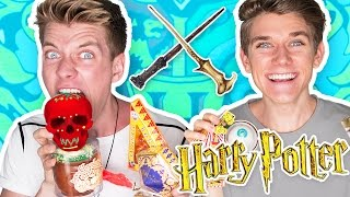 Download TRYING HARRY POTTER CANDY + Bean Boozled Challenge 🔮 | Collins Key Video