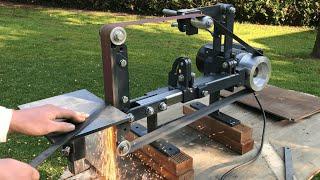Download Schleifmaschine 50x2000 Eigenbau Nr.3 Video