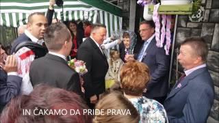 Download ALENKA IN ANDREJ ERPE POROKA z ansamblom NEBO Video