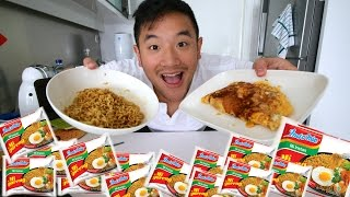 Download Indomie + Omelette :: Eating Show Video
