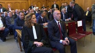 Download La justice française rejette l'extradition du Kosovar Haradinaj Video