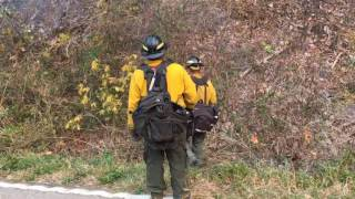 Download East Tennessee Fires Still Burning - November 14, 2016 Video