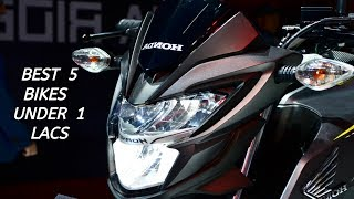 Download Why These 5 Bikes are very Good To Buy in Under 1 Lacs Ruppees ? | Auto Gyann Video