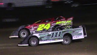 Download RUSH Crate Late Model Feature | McKean County Raceway | Jason Dunham Memorial | 9-30-17 Video