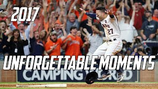 Download MLB | 2017 - Unforgettable Moments Video