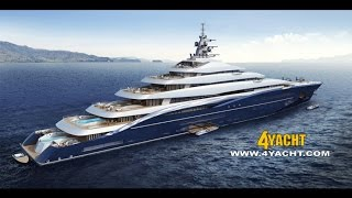 Download $770M USD Billionaires Yacht, Fox News Shepard Smith Explores The World's Largest Yacht Video