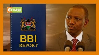 Download DP Ruto claims Raila has turned BBI into a political vehicle Video