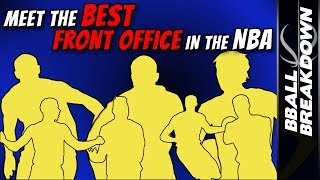 Download Meet The BEST FRONT OFFICE In The NBA Video