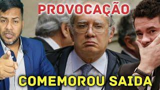 Download Provocação! Gilmar Mendes Comemorou saida de Sérgio Moro Video