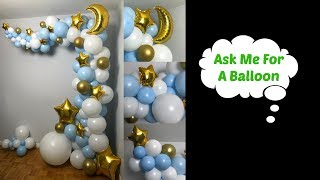 Download Twinkle Star Balloon Arch Video
