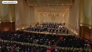 Download New York Philharmonic - National Anthems of North Korea & USA (Pyong Yang 2008) Video