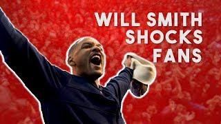 Download Will Smith Pranks Fans | BRIGHT: Netflix Promo Tour Video
