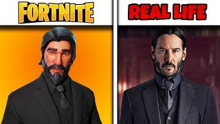 Download Top 10 Fortnite Characters in Real Life (Fortnite Skins in Real Life) Video