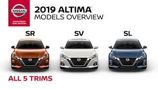 Download 2019 Nissan Altima Sedan Walkaround & Review Video