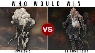Download BLACKLIGHT VIRUS vs. THE FLOOD - Who Would Win?   Prototype vs Halo Video