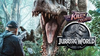 Download JURASSIC WORLD - The Kill Counter (2015) Chris Pratt, Bryce Dallas Howard dinosaur adventure movie Video
