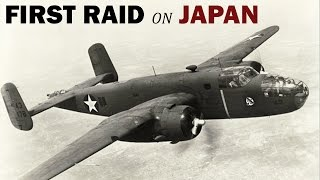 Download First U.S. Air Raid on Tokyo and Japan After Pearl Harbor   1942   World War 2 Newsreel Video
