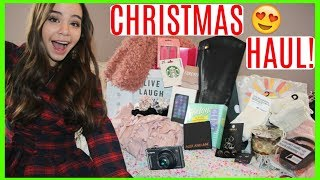 Download What I Got For Christmas 2017! HUGE Christmas HAUL! Video