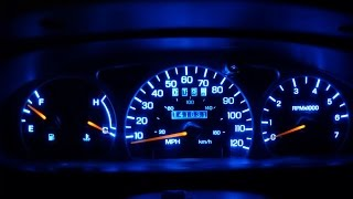 Download 1997 F150 Dashboard LED Light Replacment Video
