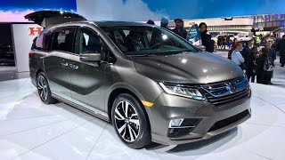Download 2018 Honda Odyssey – Redline: First Look – 2017 NAIAS Video