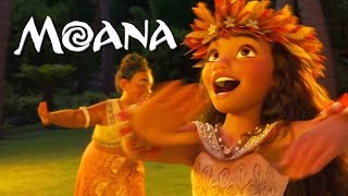 Download MOANA song ″Where You Are″ Video