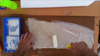 Download Flying Wing Build : Laminate Foam Wings Cores With Paper Video
