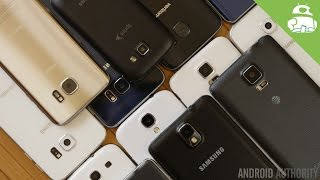 Download A history of Samsung's Android design Video