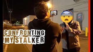 Download I EXPOSED and CONFRONTED My Stalker!!! :O Video