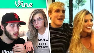Download REACTING TO MY GIRLFRIENDS VINES (Alissa Violet) Video
