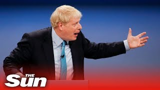 Download Boris Johnson's full speech at the Conservative Party Conference Video