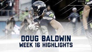 Download Doug Baldwin Dominates with 13 Rec., 171 Yards & 1 TD vs. Cardinals | NFL Week 16 Player Highlight Video