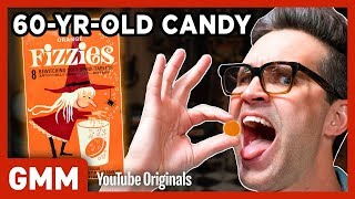 Download 60-Year-Old Candy Taste Test Video