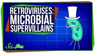 Download Retroviruses: Microbial Supervillains Video