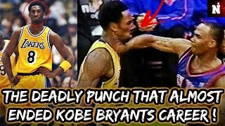 Download The Deadly Punch That Almost Ended Kobe Bryant's Career! Video