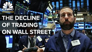 Download Why Wall Street Traders Are On The Decline Video
