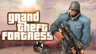 Download Grand Theft Fortress [SFM] Video