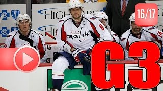 Download Washington Capitals vs Toronto Maple Leafs. 2017 NHL Playoffs. Round 1. Game 3. 04.17.2017 (HD) Video