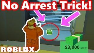 Download CRAZY NO VAULT ARREST TRICK!! - Roblox Jailbreak Myth busting #6 Video